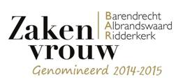 Nominatie Zakenvrouw 2014/2015
